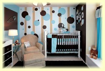 bebek odası dekorasyonu örnekleri