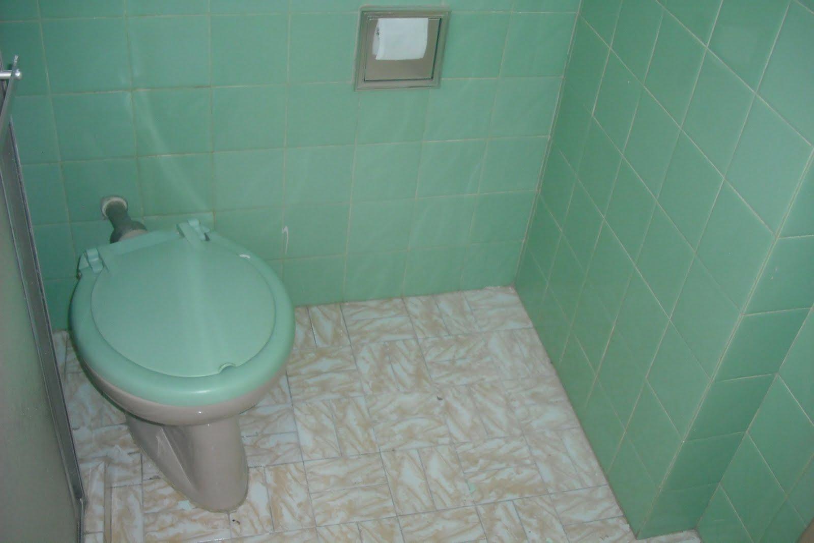 Luxo Underground: O banheiro islâmico #4D7968 1600 1067