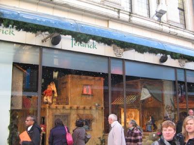 fenwick christmas window