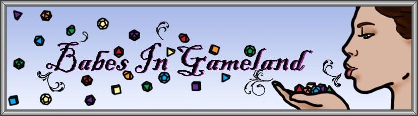 Babes In Gameland
