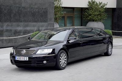Volkswagen Phaeton Limousine