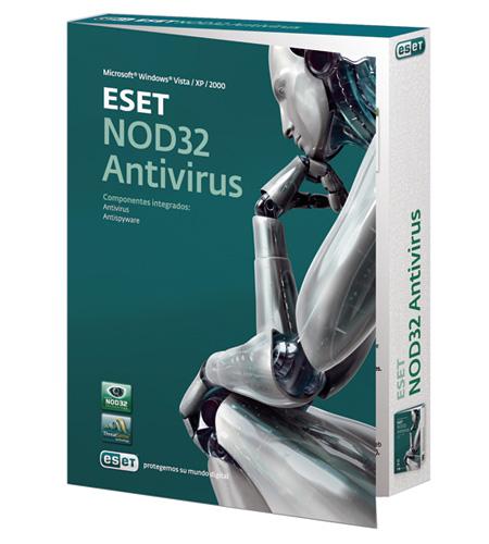 Ключ Eset Nod32 Antivirus 4.2
