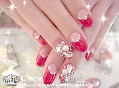 Young chic and social gyaru nails spam japanese nail art photos japanese nail art is just too amazing tell me which one you like the best im not sure what to get done for my next nail set prinsesfo Choice Image