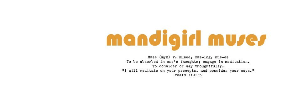 Mandigirl Muses