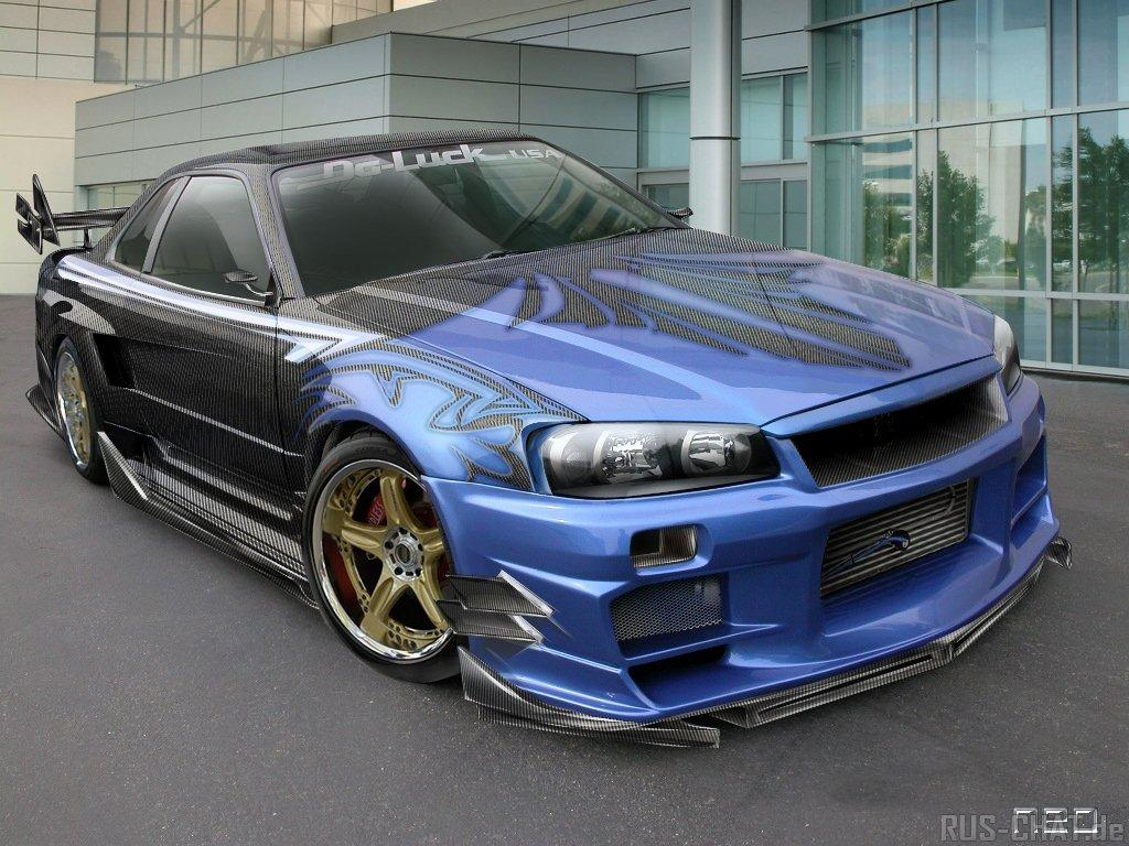 Fast Cars Nissan Skyline Images Wallpapers