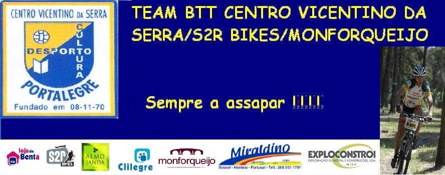 TEAM BTT CENTRO VICENTINO DA SERRA PORTALEGRE
