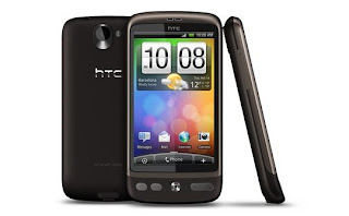 HTC Desire (Bravo) 3.7 inch touchscreen Android phone