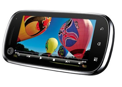 Motorola XT800 - latest motorola phone with android OS