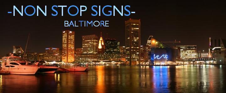 NON STOP! Graphics & Signs Emporium