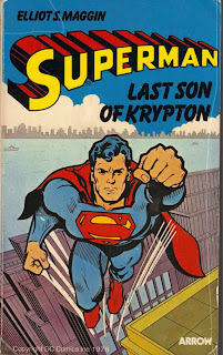 the last son of krypton comic
