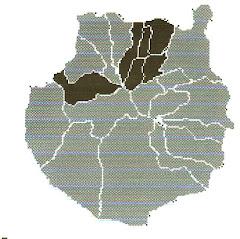 zona de actuación del EOEP Gran Canaria Norte