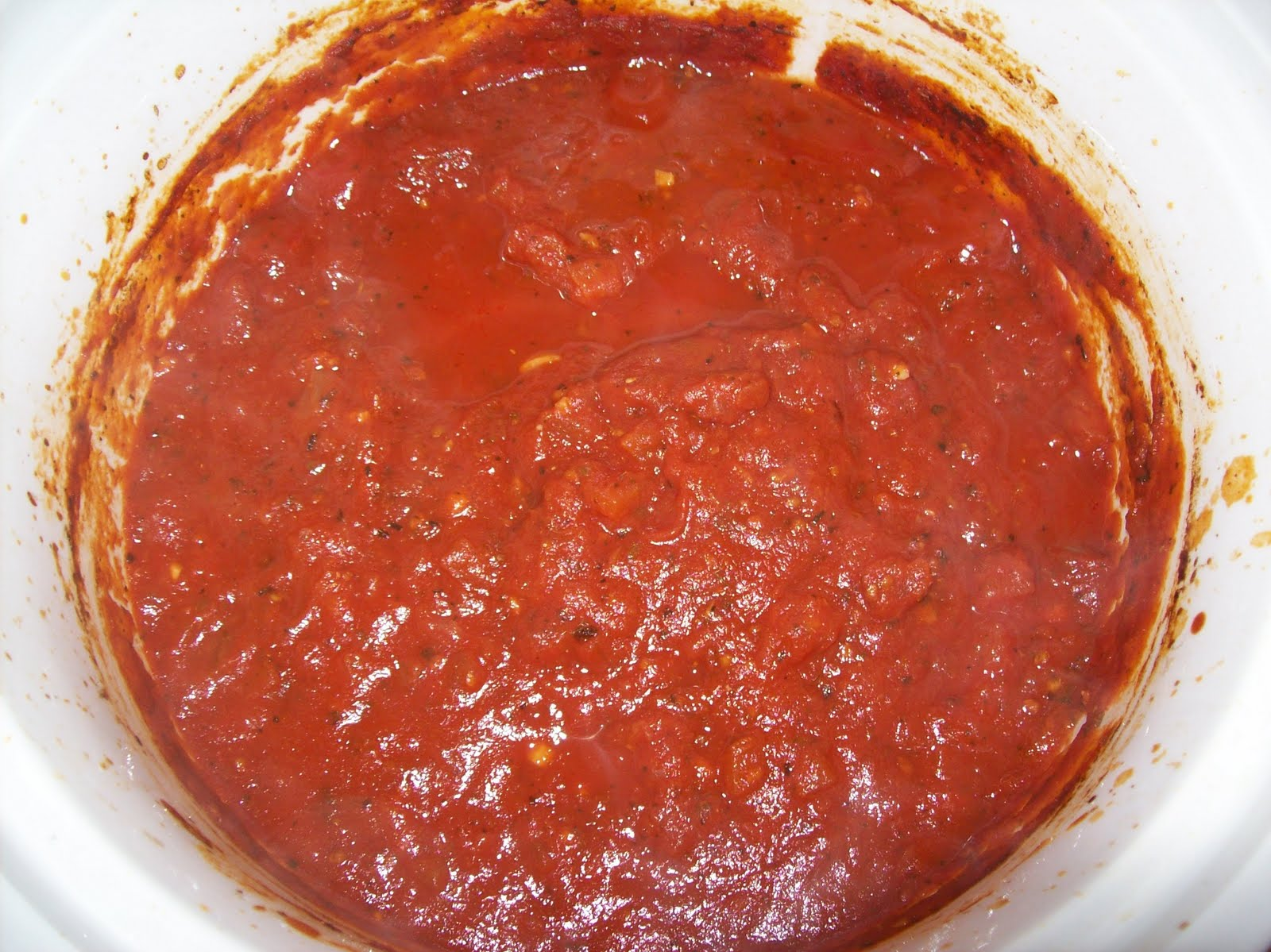 Bread & Wine Chef: Marinara Sauce