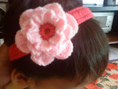 crochet headband (Design HB01)
