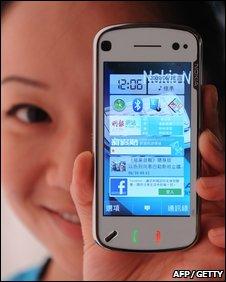 symbian kullanilan nokia n serisi