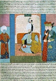sultan suleiman miniature