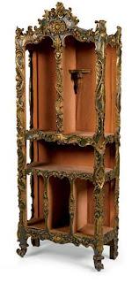 ottoman edirnekari cabinet 18c, 19c