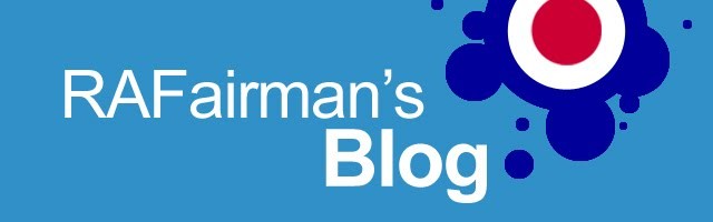 RAFairman's Blog