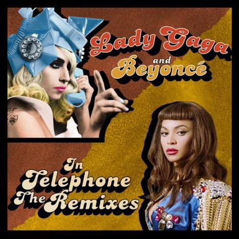 Lady GaGa feat. Beyonce - Telephone (Album Version). Lady Gaga feat.