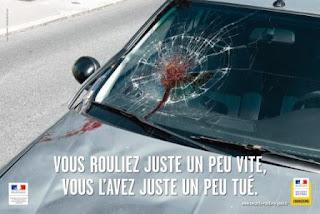 accident de la route prévention routière