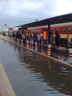 rabat agdal inondations