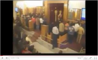 attentat à la bombe Alexandrie Égypte copte chrétien
