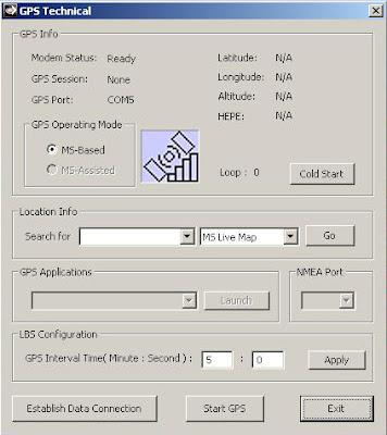 PRL Screen - Preferred Roaming List code entry ##PRLI never use