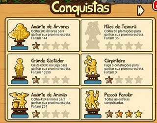 Conquistas