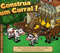 Curral Mini Fazenda