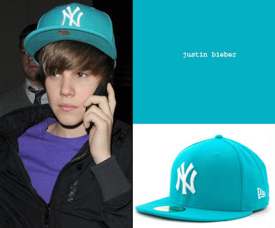 justin bieber hoodie and hat. justin bieber hat on.