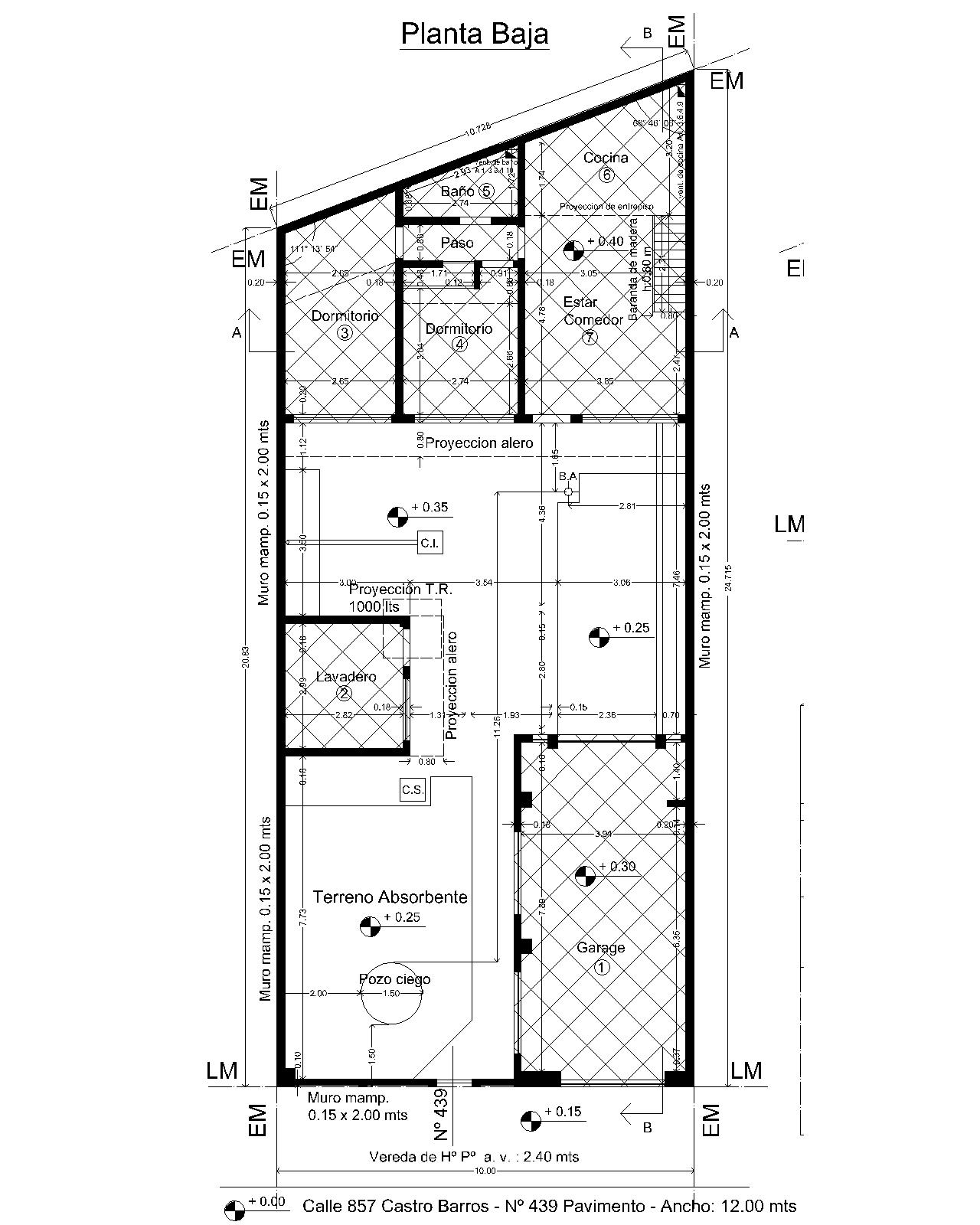 Arquitectura y dise o vivienda unifamiliar - Diseno vivienda unifamiliar ...