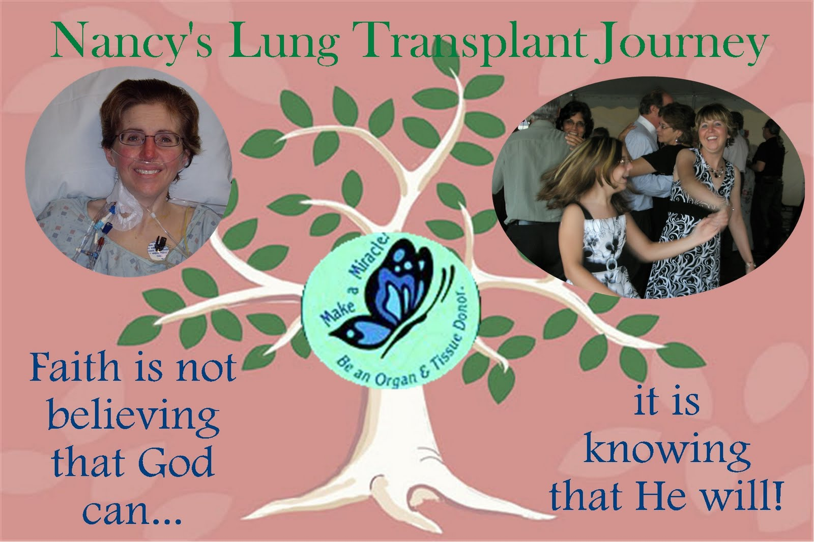 Nancy's Lung Transplant Journey