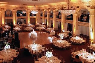 Halls For Wedding Receptions