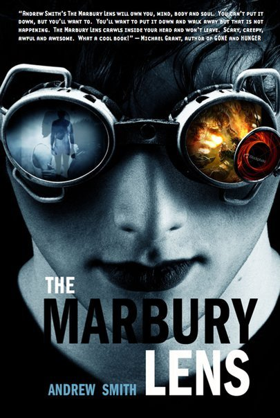 The Marbury Lens by Andrew Smith Lens