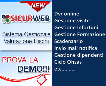 Sicurweb prova la Demo