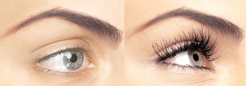 Eyelash Extensions by Facelogix :: Kathryn Dean