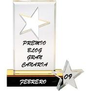 LOGO PREMIO GRAN CANARIA FEBERERO 2009