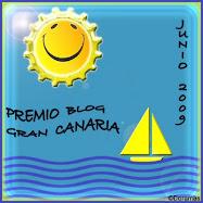 LOGO PREMIO GRAN CANARIA JUNIO 2009