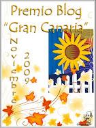 LOGO PREMIO GRAN CANARIA NOVIEMBRE 2009