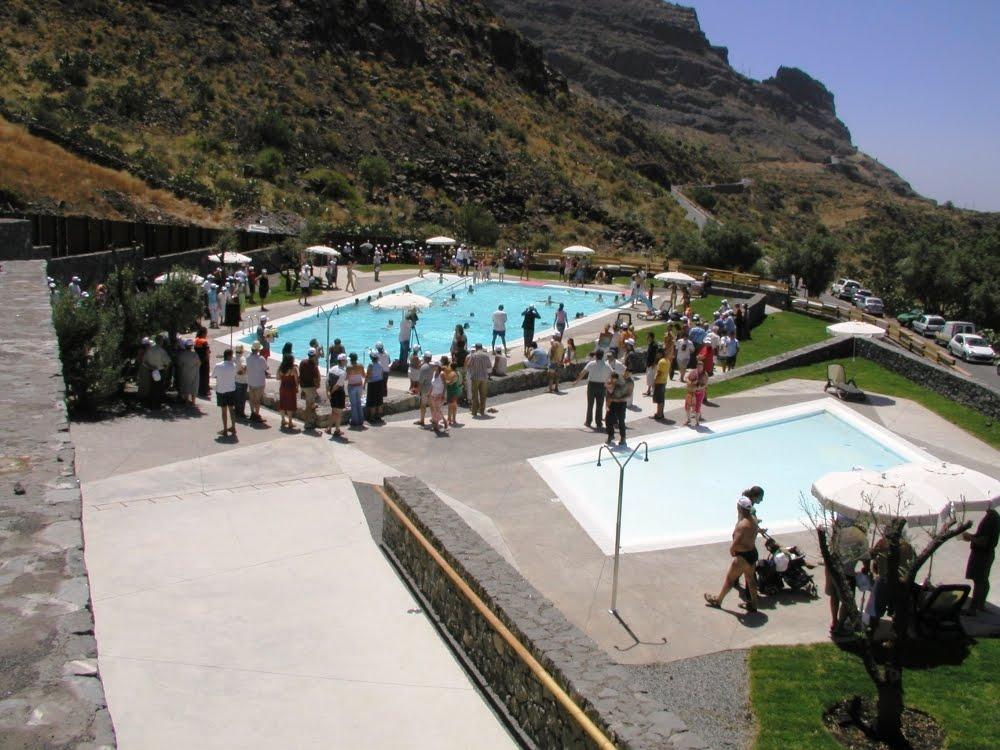 santa lucia de tirajana la piscina recreativa de la zona ForPiscina Santa Lucia