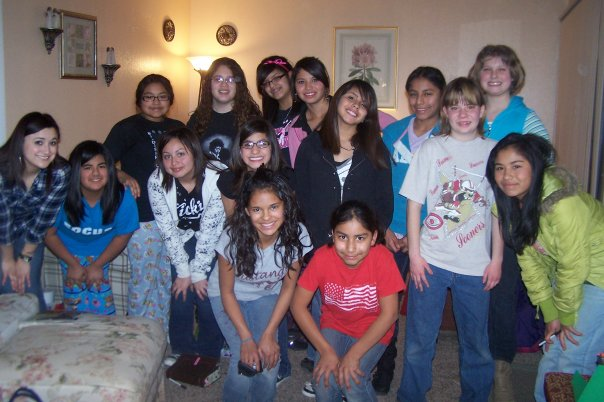 Bloom girls ministry