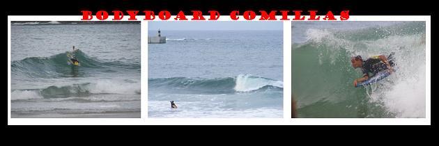 Bodyboard Comillas