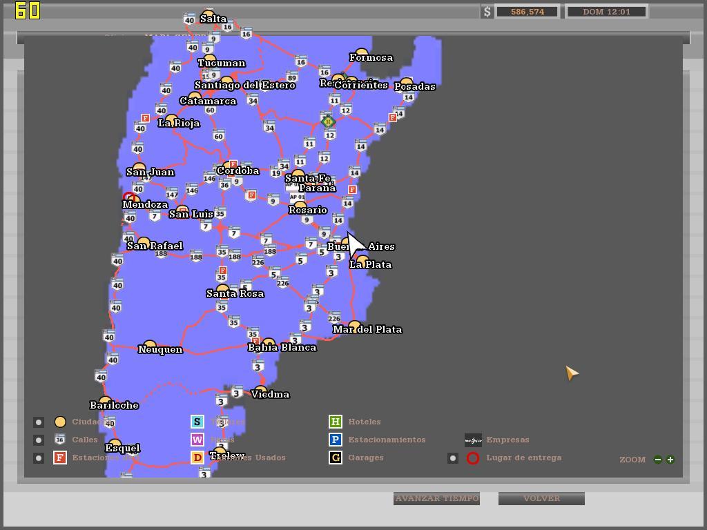 Mafia Argentina Mod Argentina Para Wos Alh - Argentina map ets2