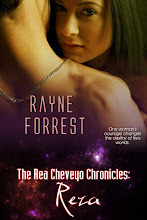 The Rea Cheveyo Chronicles: Reza (book three of the trilogy)