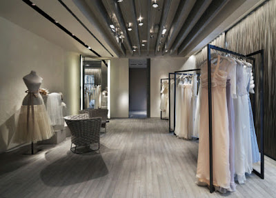 Fashion Boutique Interior on Trendoffice  Fashion And Interior Design  Milan   S New Max Mara Store