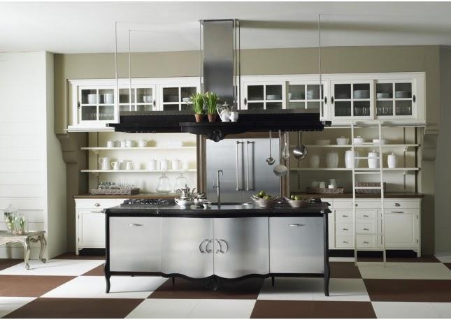 Black Gloss Units Living Room