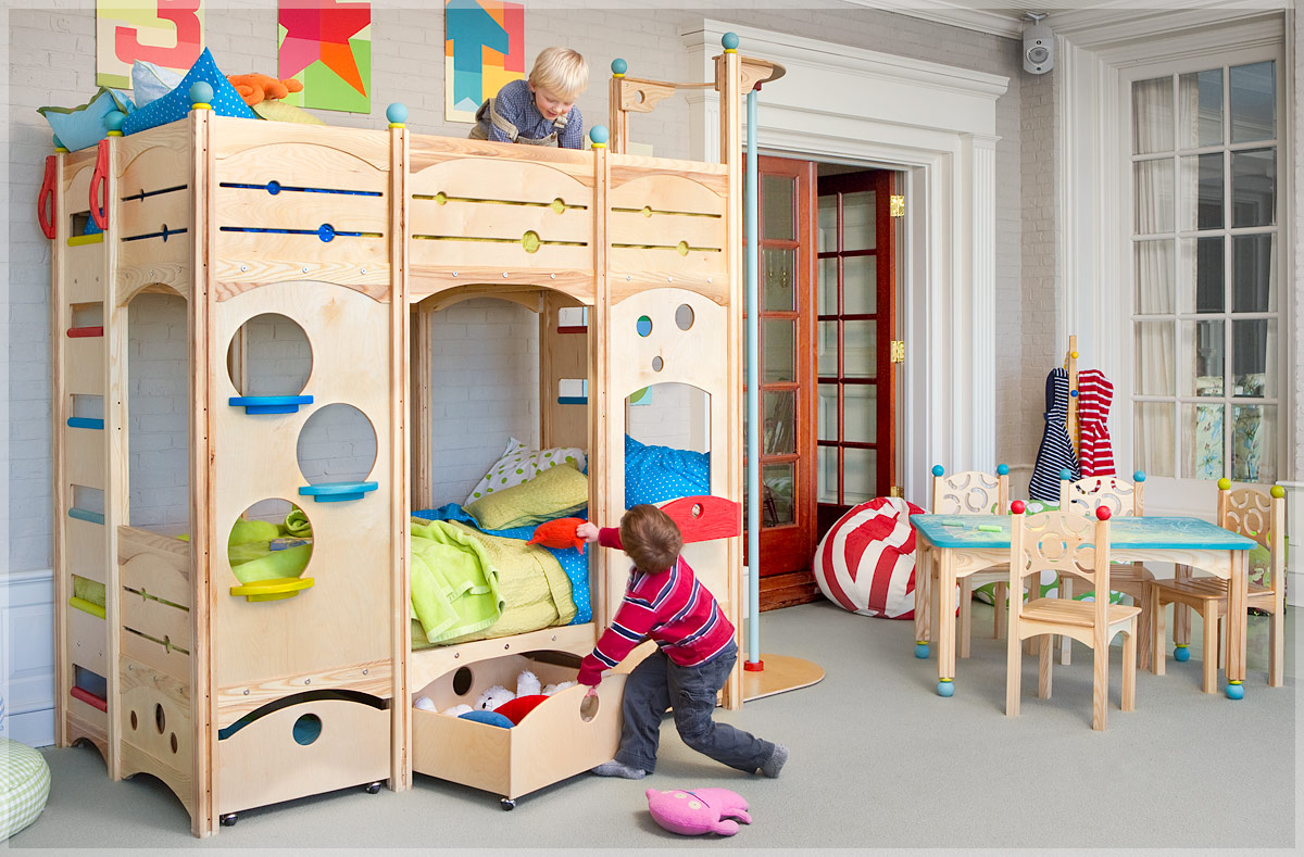 Design Your Bunk Bed