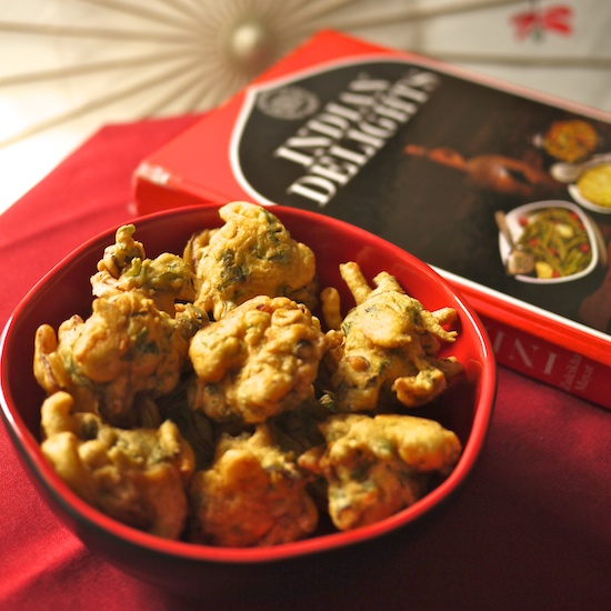 Dishing up nirvana onion bhajias south african recipe book once youve made the basic batter its really up to you what vegetables and herbs you choose to make the bhajias with forumfinder Images