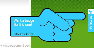 twitter follow us badge