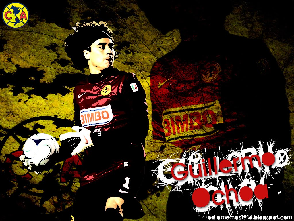 powerade wallpaper guillermo ochoa - photo #14