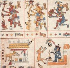 Fuente de reconstrucción de la historia Maya